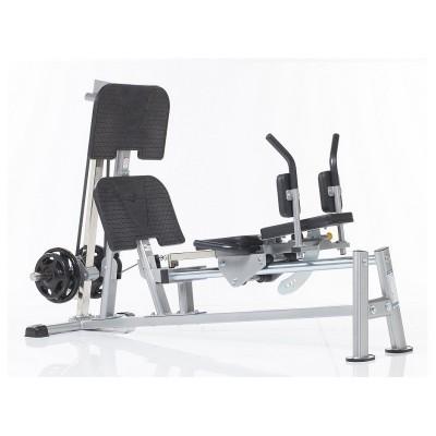 TuffStuff CLH-300 Horizontal Plate Load Leg Press/Hack Squat