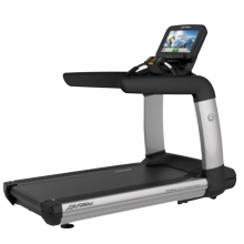 LIFEFITNESS TREADMILL PLATINUM DISCOVER WITH SE 19 TOUCH SCREEN
