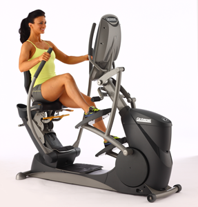 Octane Xr6000 Touch Recumbent Elliptical Pacific Fitness