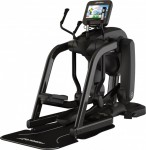 LIFEFITNESS PLATINUM CLUB SERIES FLEXSTRIDER WITH VARIABLE STRIDE 10 SI CONSOLE