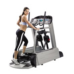 LANDICE ELLIPTICAL E7 CARDIO TRAINER
