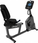 LIFEFITNESS LIFECYCLE RS1 TRACK CONSOLE RECUMBENT BIKE