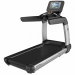 LIFEFITNESS TREADMILL PLATINUM DISCOVER WITH SI 10 TOUCH SCREEN CONSOLE