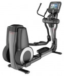 LIFEFITNESS PLATINUM DISCOVER SI CROSS TRAINER WITH 10 TOUCH SCREEN