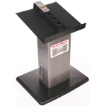 POWER BLOCK COLUMN  STAND SILVER