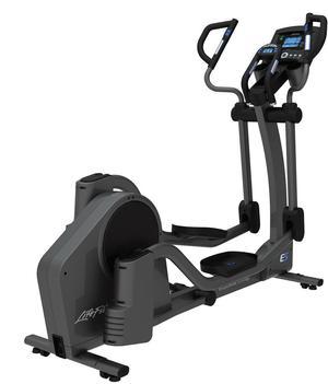 Lifefitness E5 Cross-Trainer Elliptical GO Console
