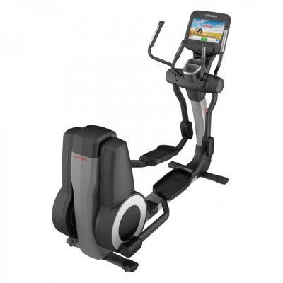 LIFEFITNESS PLATINUM DISCOVER SE CROSS TRAINER WITH 16 TOUCH SCREEN