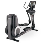 LIFEFITNESS PLATINUM CROSS TRAINER WITH ACHIEVE LED CONSOLE
