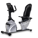 TRUE FITNESS ES900 T9 TOUCHSCREEN RECUMBENT BIKE