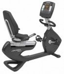 LIFEFITNESS LIFECYCLE PLATINUM SERIES RECUMBENT ACHIEVE