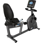 LIFEFITNESS LIFECYCLE R3 GO CONSOLE RECUMBENT BIKE