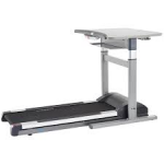 LIFESPAN TR 1200-DT7 ELECTRONIC ADJUSTABLE TREADMILL DESK
