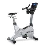 TRUE FITNESS ES900 T9 TOUCHSCREEN UPRIGHT EXERCISE BIKE